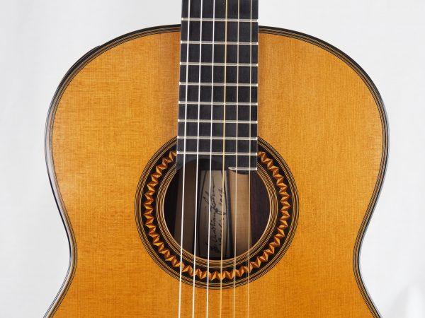 Luthier christian Koehn Concert classical guitar - 12