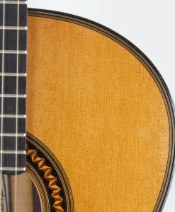 Luthier christian Koehn Concert classical guitar - 11