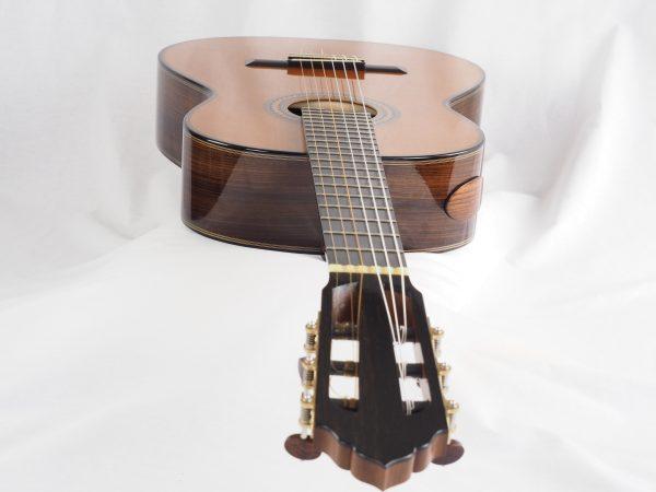 Luthier christian Koehn Concert classical guitar - 04