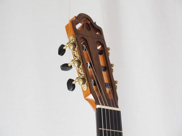 Luthier Dieter Hopf classical guitar Portentosa Evolucion