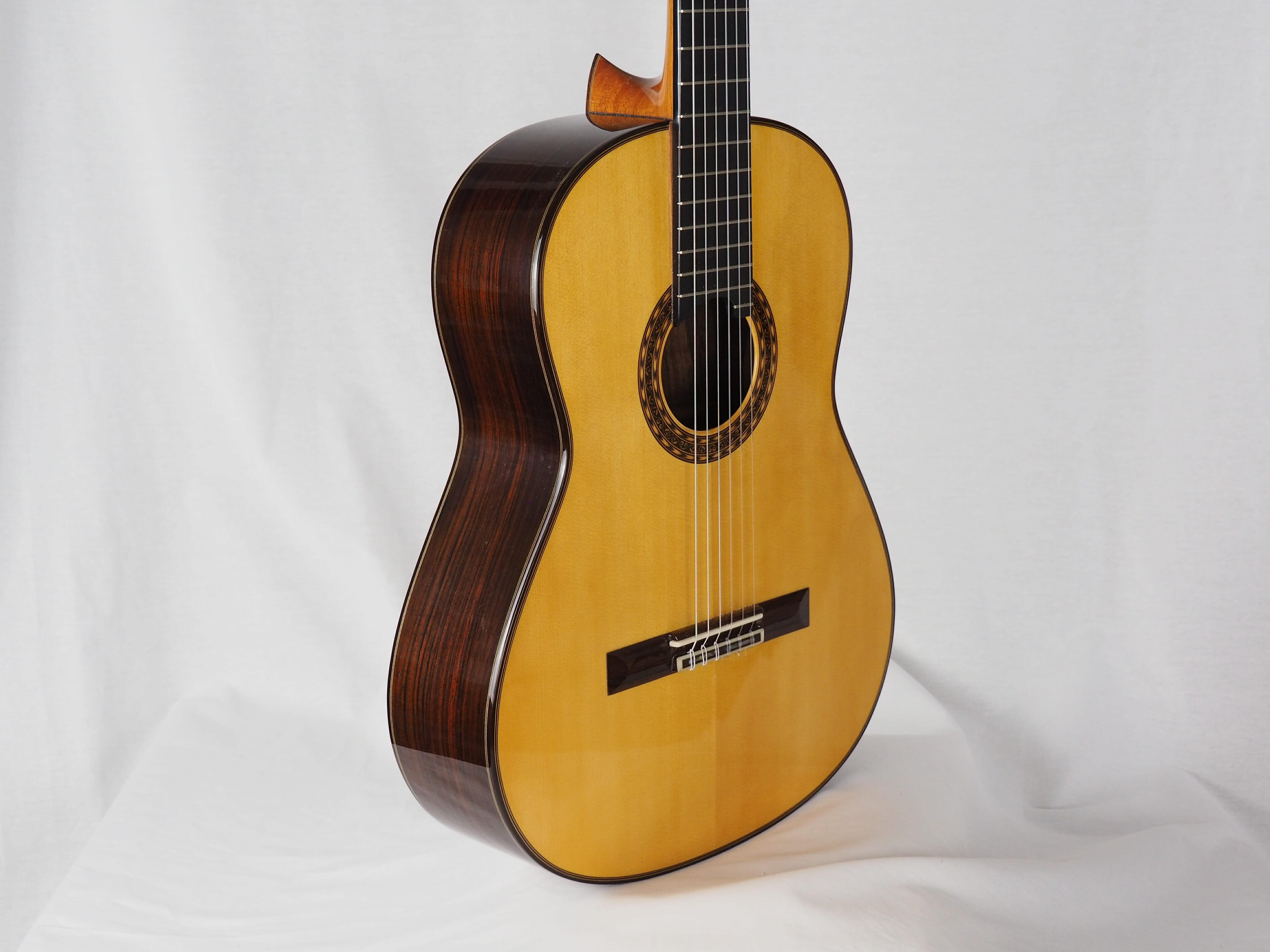 luthier yuichi imai classical guitar 2016 japan classical concert guitar. Black Bedroom Furniture Sets. Home Design Ideas