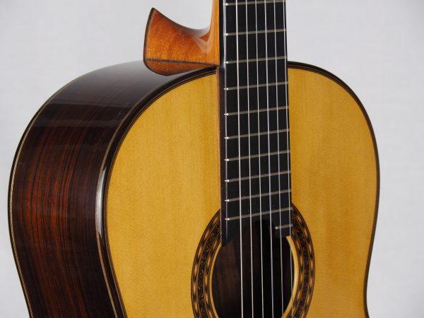 Luthier Yuchi Imai classical guitar