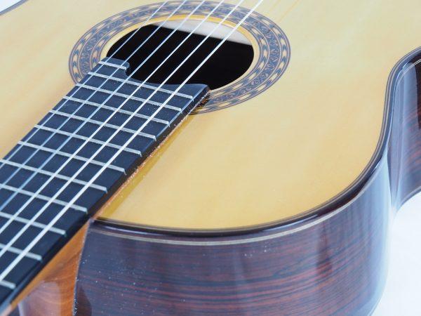 Luthier Masaki Sakurai classical guitar Maestro