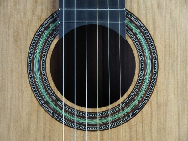 Luthier Stanislaw Partyka classical guitar