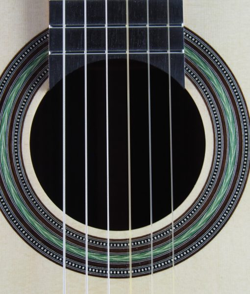 Luthier Stanislaw Partyka classical guitar 17PAR008-04