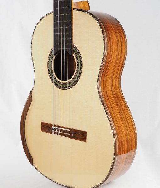 Luthier Stanislaw Partyka classical guitar 17PAR008-02