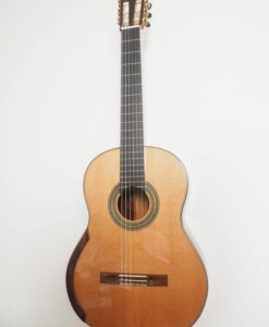 classical guitar luthier stanislaw Partyka