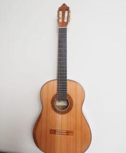 classical guitar du luthier graham Caldersmith