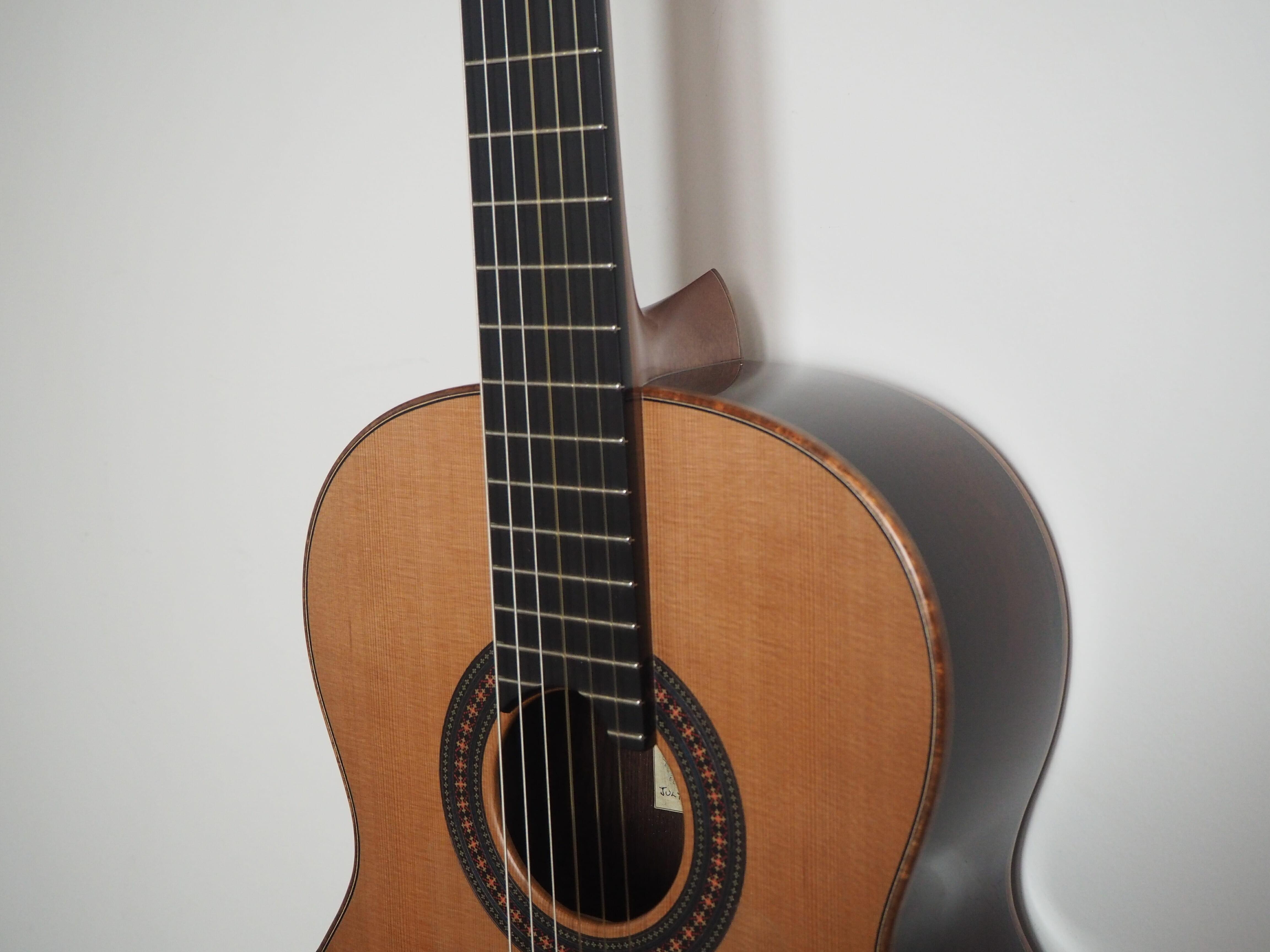 robin moyes classical guitar cedar top 2015 australia classical concert guitar. Black Bedroom Furniture Sets. Home Design Ideas