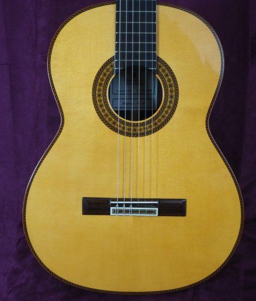 classical guitar dieter Hopf progresso