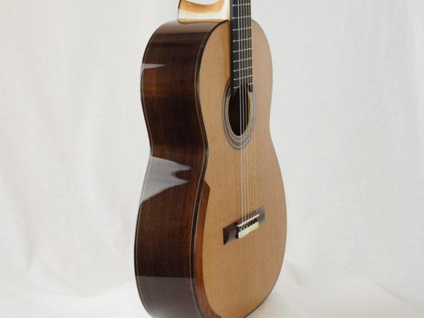 Gnatek Zbigniew classical guitar lattice luthier guitarmaker 17GNA017-06