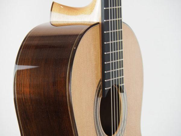 Gnatek Zbigniew classical guitar lattice luthier guitarmaker 17GNA017-05