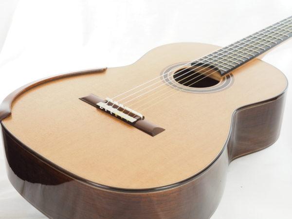 Gnatek Zbigniew classical guitar lattice luthier guitarmaker 17GNA017-02
