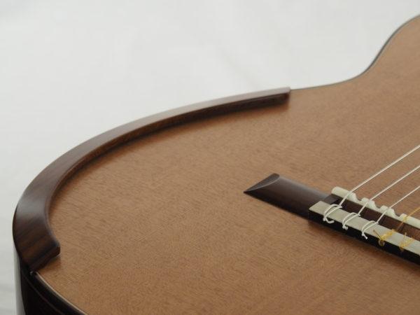 Gnatek Zbigniew guitarmaker lattice braced classical luthier guitar 17GNA017-01