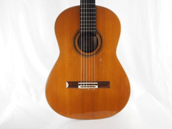 Luthier Daniel Friederich classical guitar No 493-02
