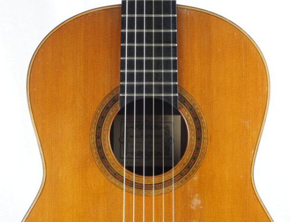 Luthier Daniel Friederich classical guitar No 493-03