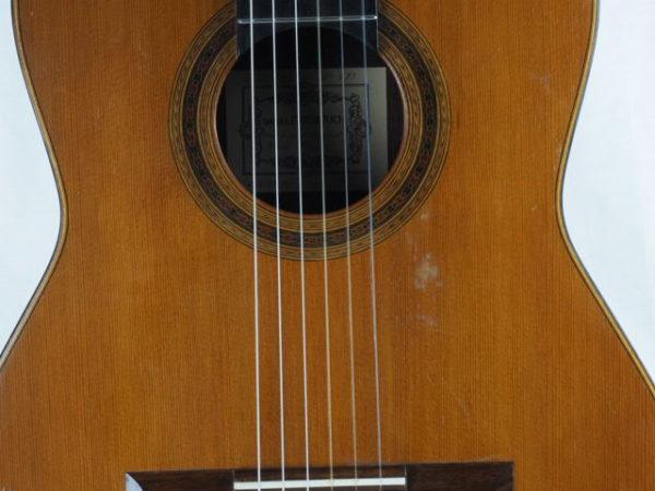 Luthier Daniel Friederich classical guitar No 493-06