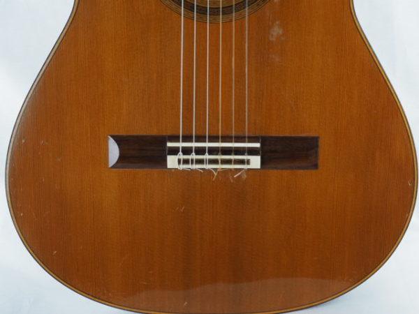 Luthier Daniel Friederich classical guitar No 493-07