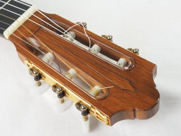 Luthier Daniel Friederich classical guitar No 493-09