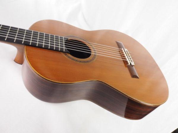 Luthier Daniel Friederich classical guitar No 493-10