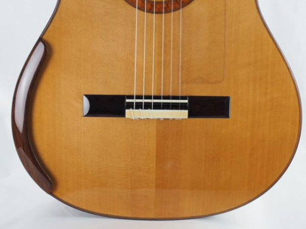 Luthier Regis Sala classical guitar Australe lattice No 2018 37-04