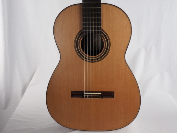 Gnatek Zbigniew classical guitar lattice luthier guitarmaker 17GNA017-12