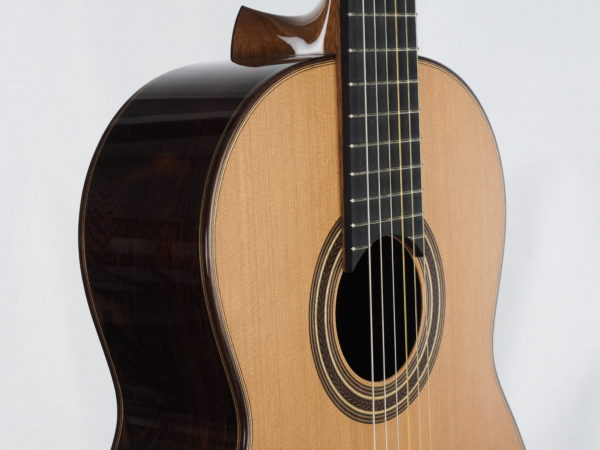 Gnatek Zbigniew classical guitar lattice luthier guitarmaker 17GNA017-11
