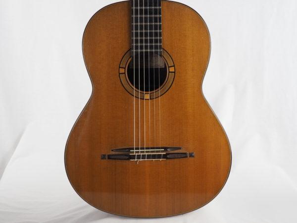 Stephan Schlemper Ebanista classical guitar 7