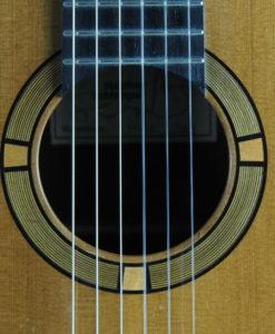 Stephan Schlemper Ebanista classical guitar rose 5