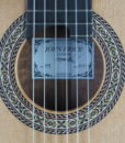 Luthier John Price concert lattice classical guitar 17PRI369-01
