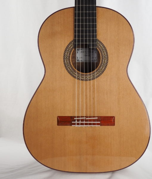 Luthier John Price concert lattice classical guitar 17PRI369-02