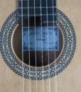 Luthier John Price concert lattice classical guitar 17PRI368-01