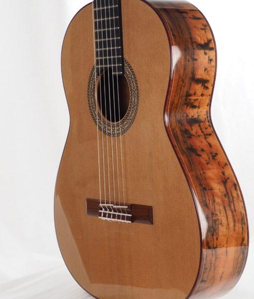 Luthier John Price concert lattice classical guitar 17PRI368-06