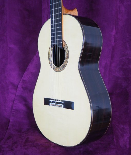 classical guitar luthier dake Traphagen 16TRA016-07