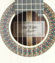 Luthier Jesse Moore 2017 classical guitar spruce 17MOO017-10