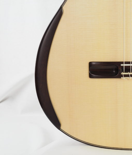 Luthier Jesse Moore 2017 classical guitar spruce