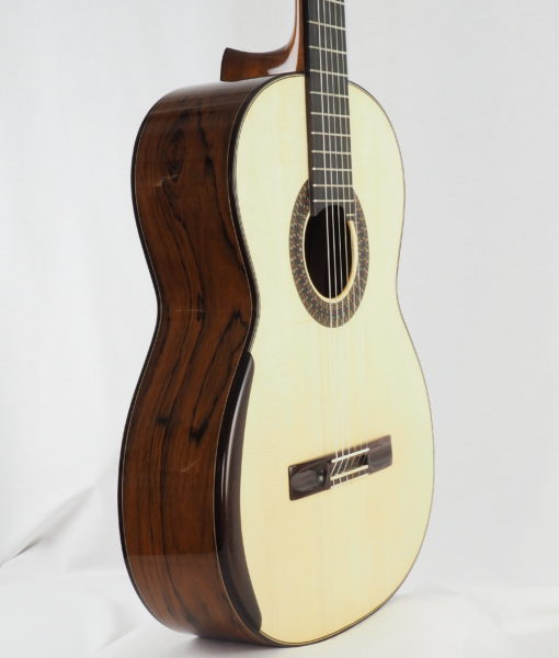 Luthier Jesse Moore 2017 classical guitar spruce 17MOO017-06