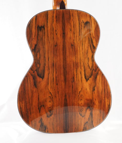 Luthier Jesse Moore 2017 classical guitar spruce 17MOO017-04