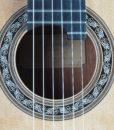 Luthier Charalambos Koumridis classical guitar Lattice model No. 87 17KOU087-05