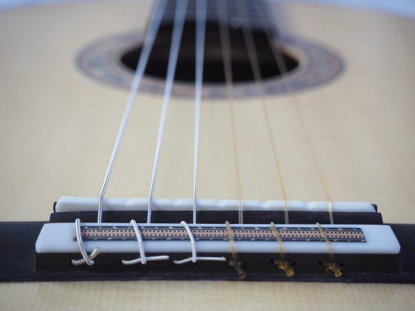 classical guitar luthier dake Traphagen