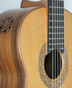 Vasilis Vasileiadis luthier classical guitar 19VAS156-06
