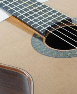Luthier guitarmaker Vasilis Vaseleiadis classical guitar