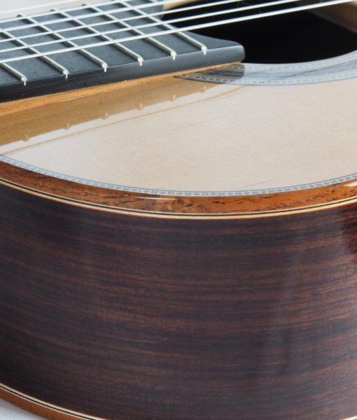 Young seo luthier classical guitar 17SEO017-01