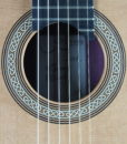 Luthier Michael O'Leary Classical guitar No. 219 17OLE219-09
