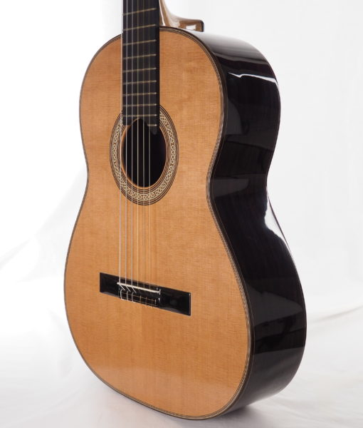 Luthier Michael O'Leary Classical guitar No. 219 17OLE219-06