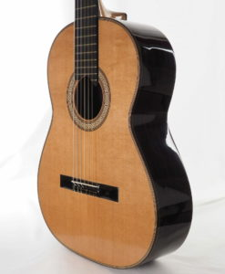 Luthier Michael O'Leary Classical guitar No. 219