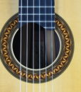 Luthier Christian koehn classical guitar double-top 17KOE117-09