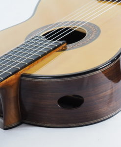 Luthier Christian koehn classical guitar double-top