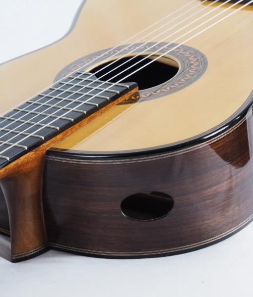 Luthier Christian koehn classical guitar double-top 17KOE117-03