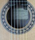 Kim Lissarrague  luthier classical guitar 17LIS291-09